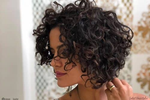 Best perms for short hair