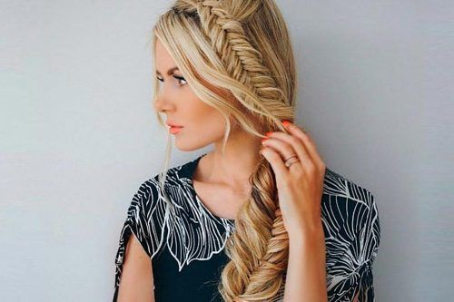 35 All-Time Fishbone Braids For All Occasions