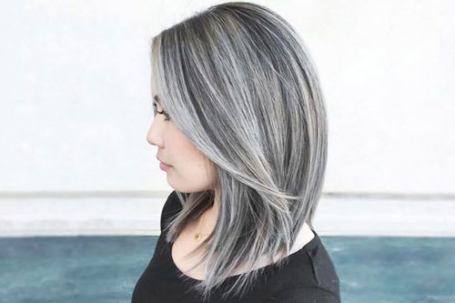 All About Salt And Pepper Hair – A Trend 2020 Designed To Spice Up Your Look