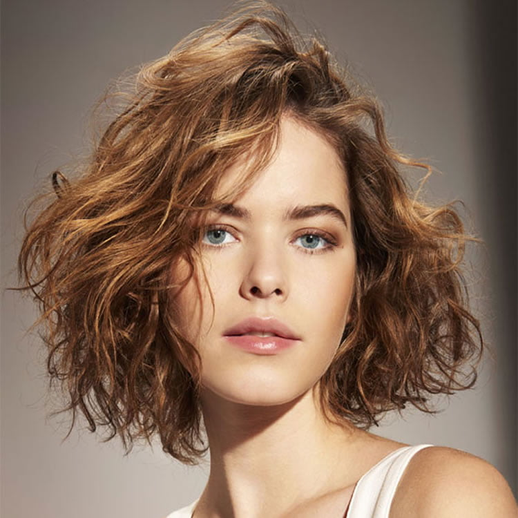2017 Curly Bob Hairstyles