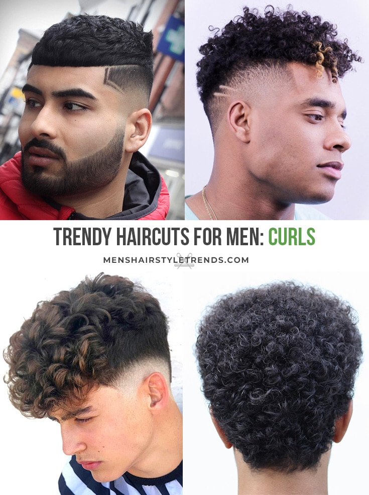 Curly Haircuts For Men